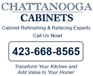 Garage Cabinets in Chattanooga
