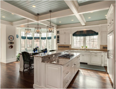 Chattanooga Cabinets & Floors - Kitchen